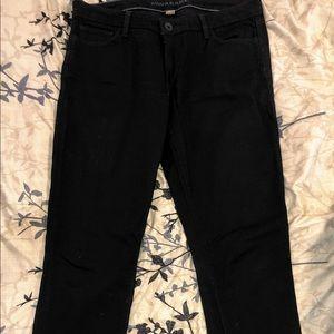 Banana Republic black jeans - Size 30L